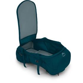 Osprey Farpoint Trek 55 Backpack Men petrol blue